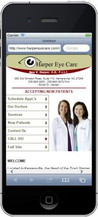 Harper Eye Mobile