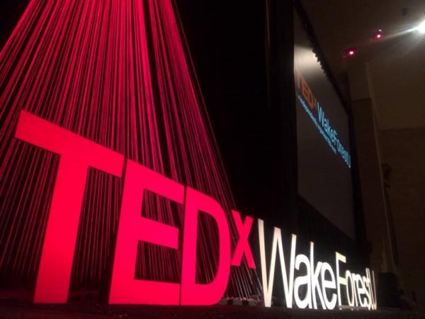TEDxWakeForestU