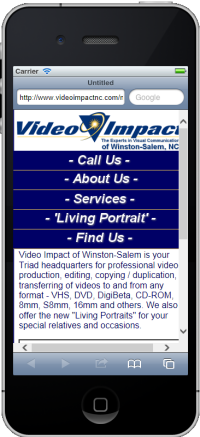 VideoImpactNC