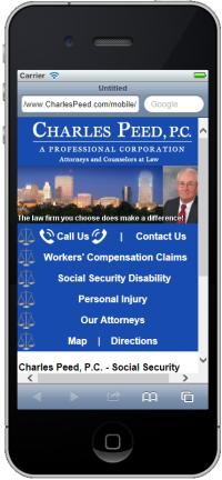 Charles Peed, P.C.