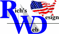 Rich's Web Design - July Newsletter
