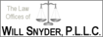 Will Snyder Law